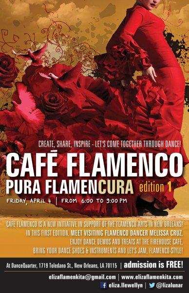 Café Flamenco, Edition 1
