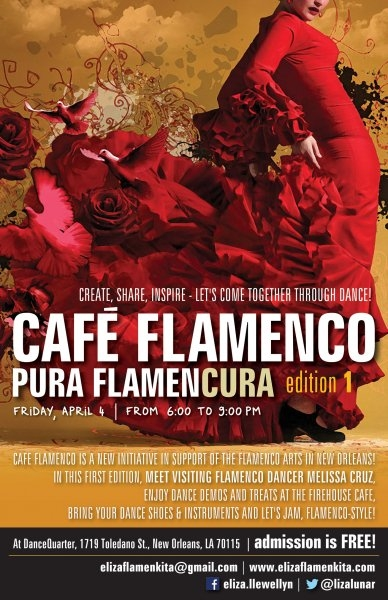 Café Flamenco, Edition 1
