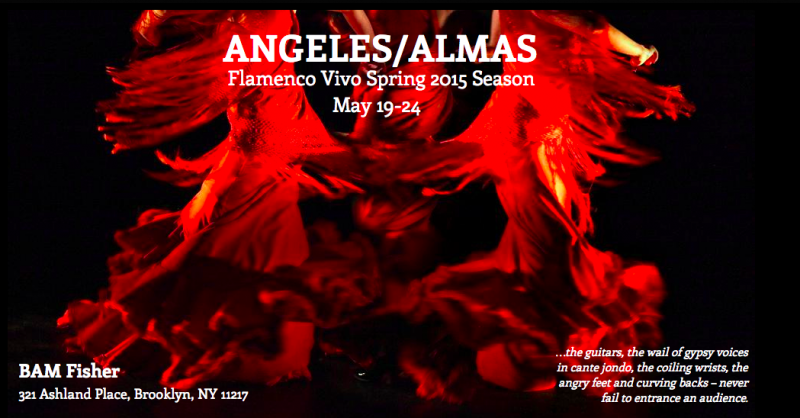 Flamenco Vivo Spring 2015 Season