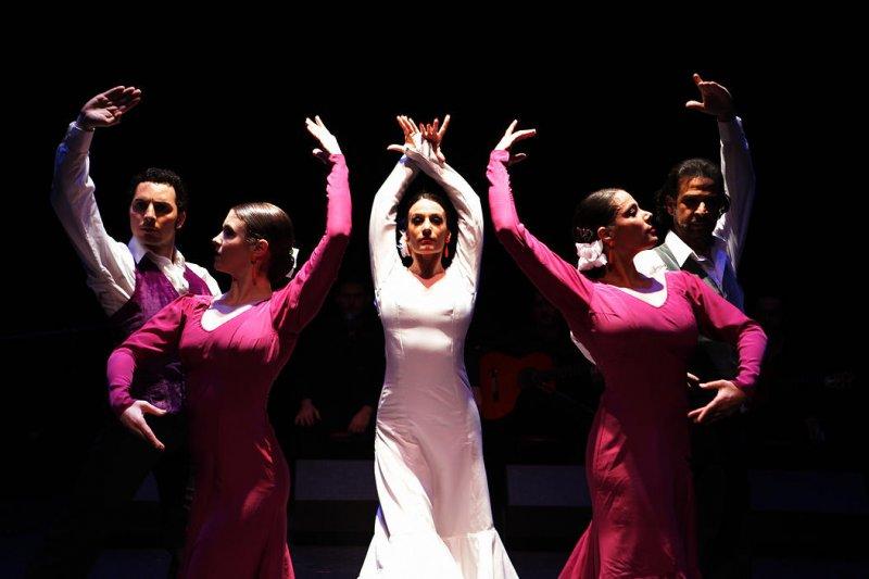 'Mujeres', Flamenco Vivo (2015 Winter Tour)