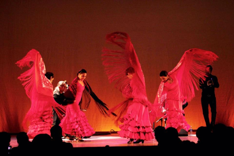 Guajiras. Juan Siddi Flamenco Theatre Co. 2013 National Tour