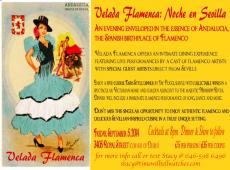 Velada Flamenca: Noche en Sevilla
