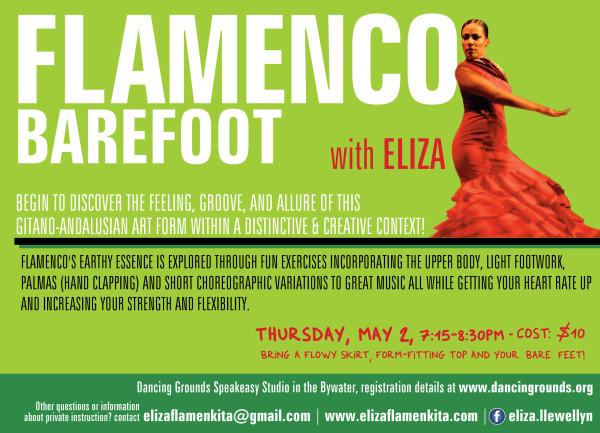 Flamenco Barefoot