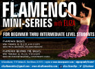 April Flamenco Mini-Series
