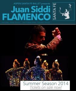 Juan Siddi Flamenco Santa Fe