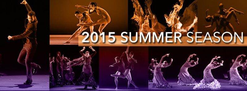 Juan Siddi Flamenco Santa Fe, 2015 Summer Season